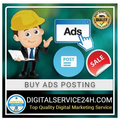 Buy Ads Posting