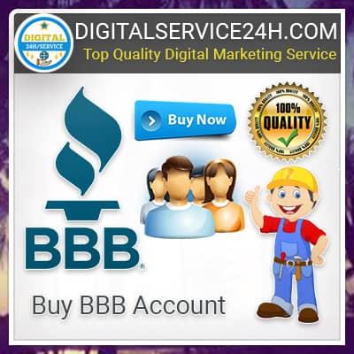 Buy BBB Accounts