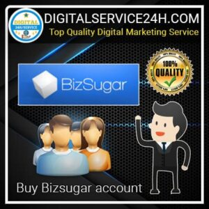 Buy Bizsugar Accounts