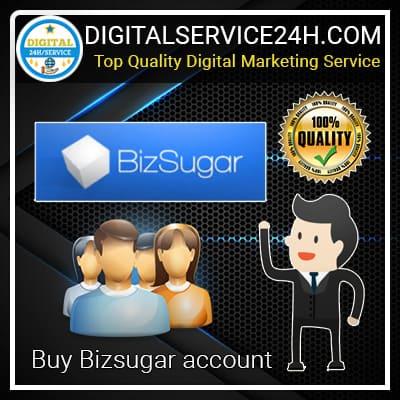 Buy Bizsugar Accounts