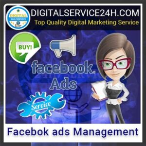 Buy Facebook Ads Management