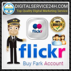 Buy Flickr Accounts