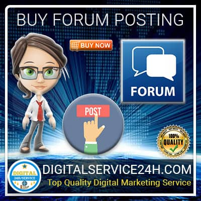 Buy Forum Posting