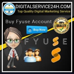 Buy Fyuse Accounts