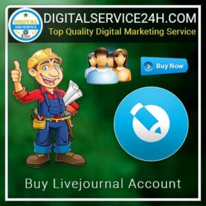 Buy Livejournal Accounts