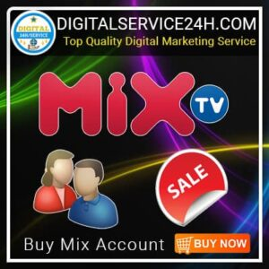 Buy Mix Accounts