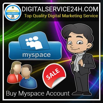 Buy Myspace Accounts