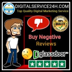 Buy Negative Glassdoor Reviews