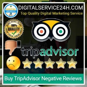Buy Negative TripAdvisor Reviews