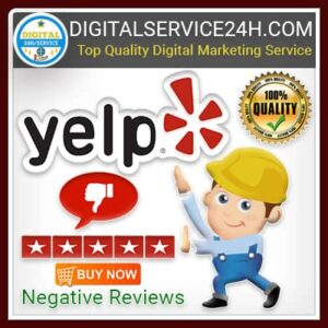 Buy Negative Yelp Reviews