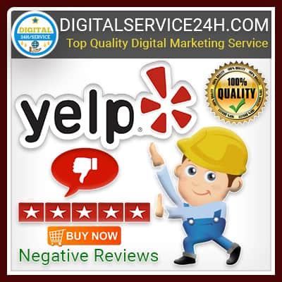 Buy Negative Yelp Reviews