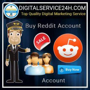Buy Reddit Accounts