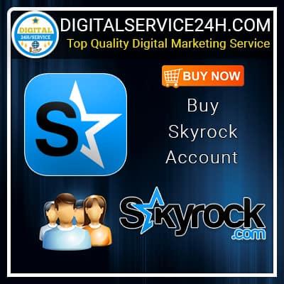 Buy Skyrock Accounts