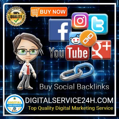 Buy Social Backlink