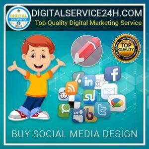 Buy Social Media Design