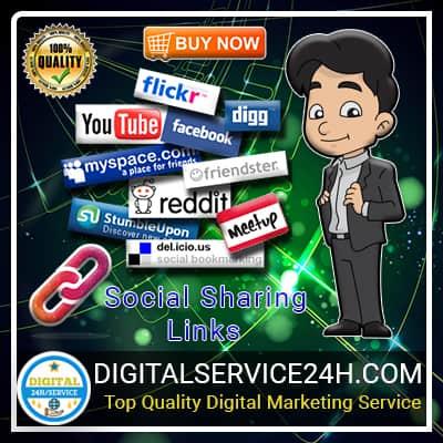 Buy Social Sharing Links
