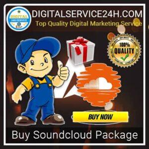 Buy SoundCloud Package
