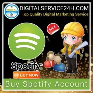 Buy Spotify Accounts