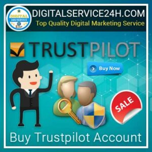 Buy Trustpilot Accounts