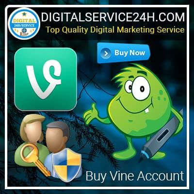 Buy Vine Accounts