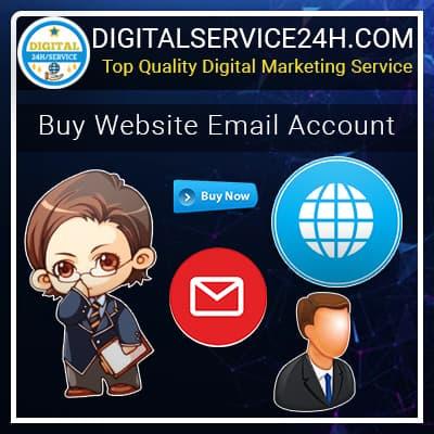 Buy Website Email Accounts