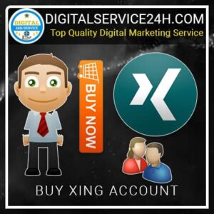 Buy Xing Accounts