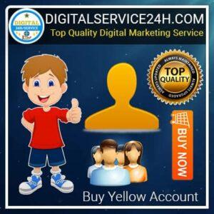Buy Yellow Accounts