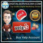 Buy Yelp Accounts