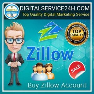 Buy Zillow Accounts