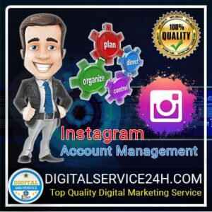 Instagram Accounts Management